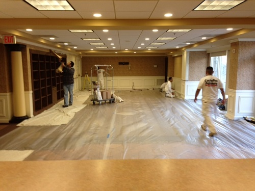 Commercial Painting in Toronto