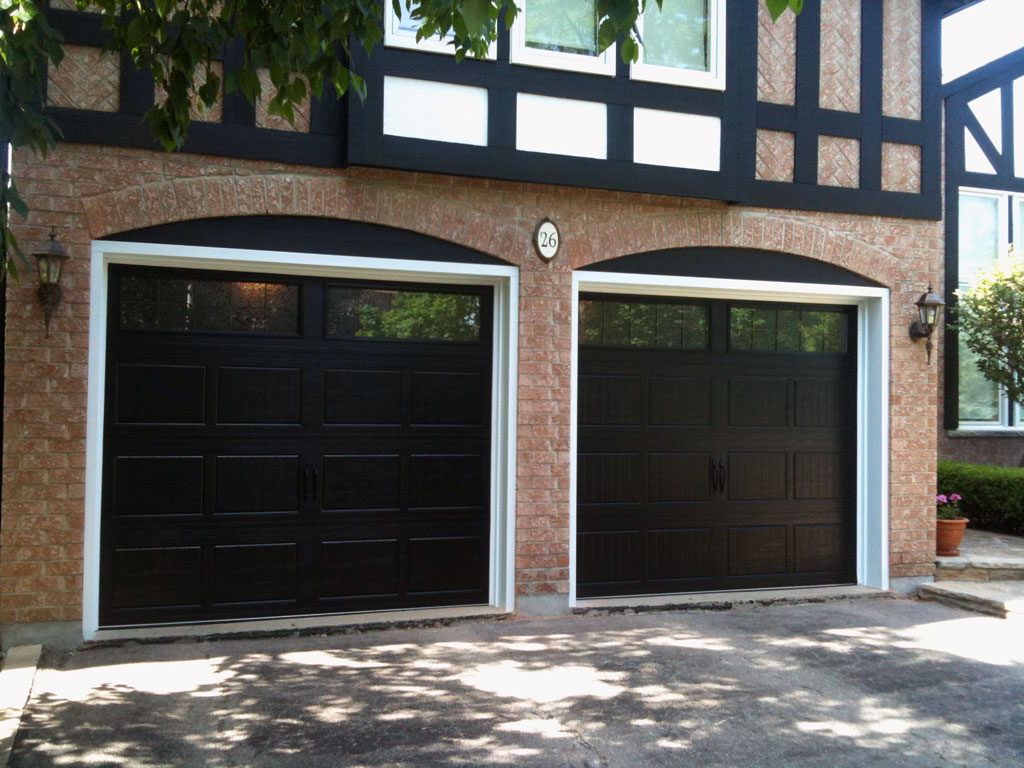 Painting Your Garage Doors What A Great Idea Perfect