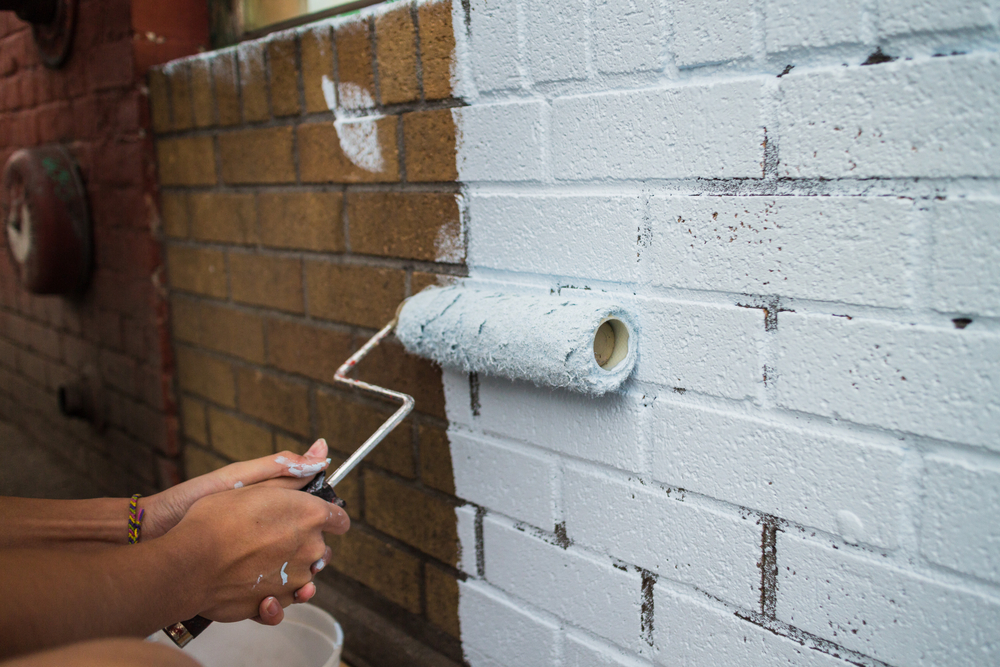 The Difference Between Brick Painting And Brick Staining Toronto Painters Perfect Painters