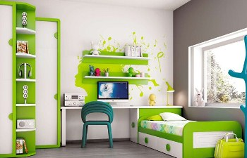 Painting Tips for the Kids' Room: How to create a Happy Living ...