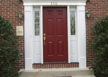 Revive the Front Door: Making the Right Paint Color Choice
