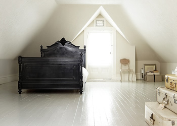 Tips for painting the hardwood floor